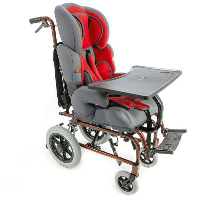 Купить Кресло-коляска для детей ДЦП Baby Red (авто кресло) FS258LBYGP